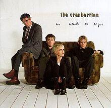 px CranberriesNoNeedToArgueAlbumcover
