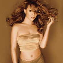Px Mariah Carey Butterfly Album Cover