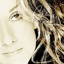 Celine Dion All the Way A Decade of Song cover