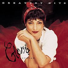 Gloria Estefan Greatest Hits US Cover