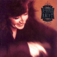 Luck Of The Draw Official Album Cover by Bonnie Raitt