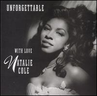 Natalie Cole Unforgettable With Love album cover