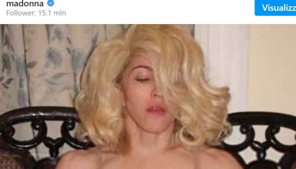 Madonna Haters Foto Shock