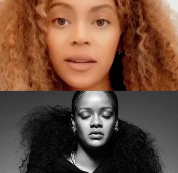 Rihanna Beyonce George Lloyd