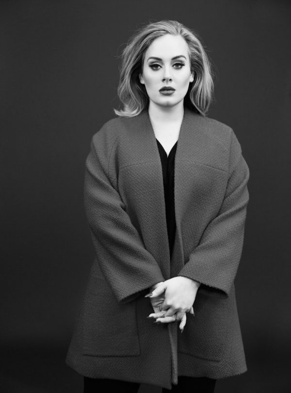 Adele Time Magazine January Cover Photoshoot