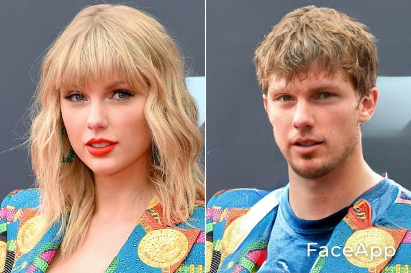 Taylor swift uomo