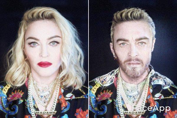 Madonna Uomo