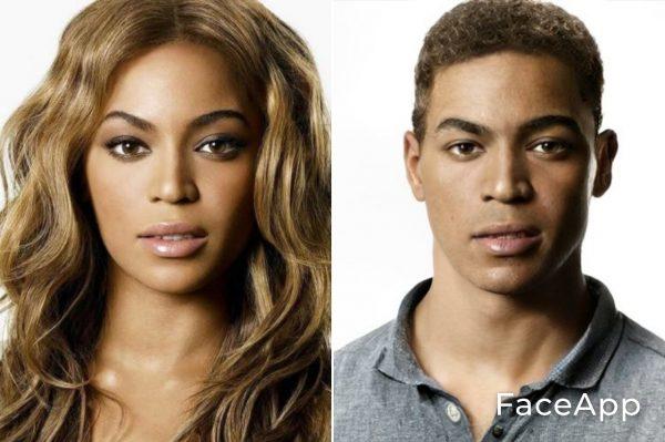 Beyoncé Uomo