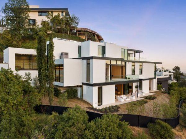 ariana grande nuova casa