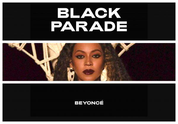 beyonce black parade x