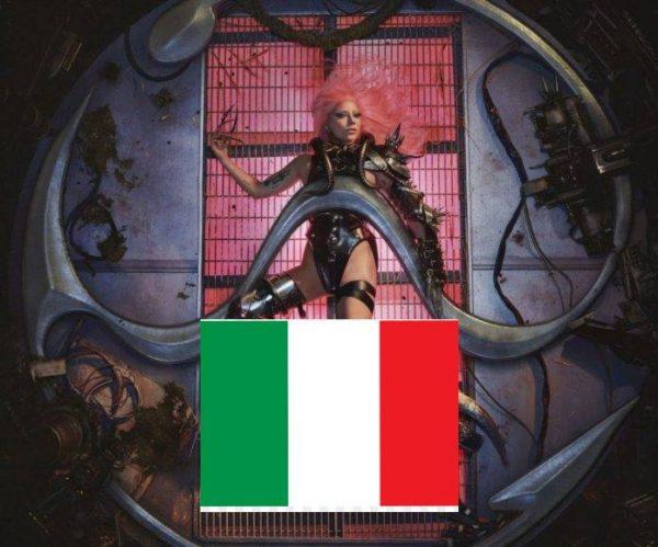 chromatica italia