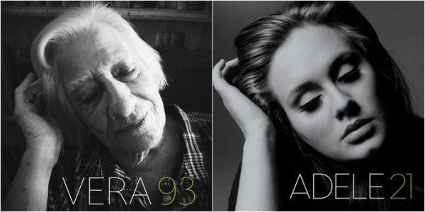Copertina Adele 21 Diventa Vera 93