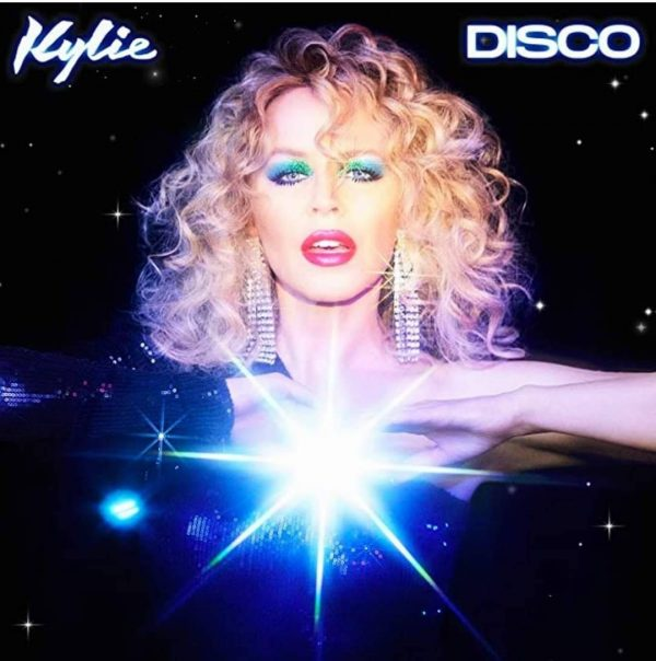 Disco Kylie Minogue Nuovo Album