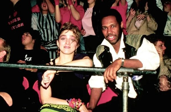 madonna nile rodgers
