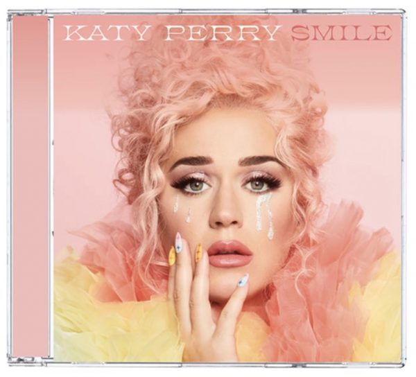 Katy Perry Smile Cover