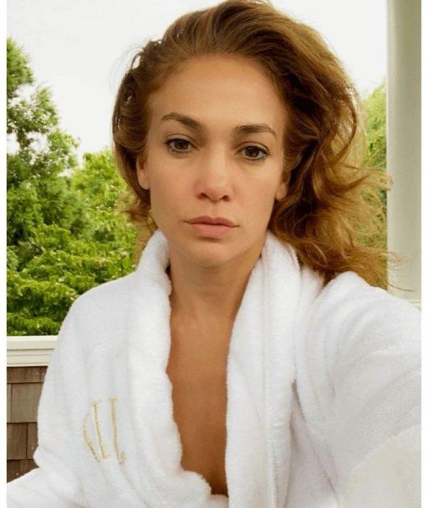 Jennifer Lopez Senza Trucco Bellissima