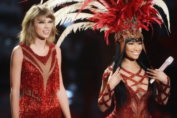 taylor swift nicki