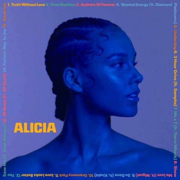 Alicia Keys Tracklist Alicia