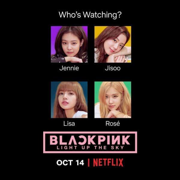 Netflix Blackpink
