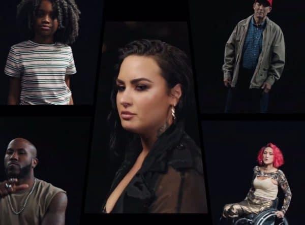 Demi Lovato Commander In Chief Video