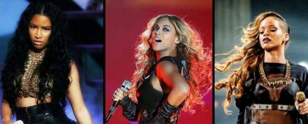 Rihanna Beyonce Nicki Contro Le Violenze In Nigeria