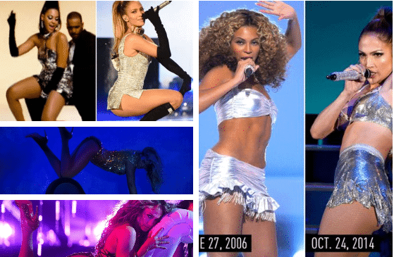 jennifer lopez beyonce copia