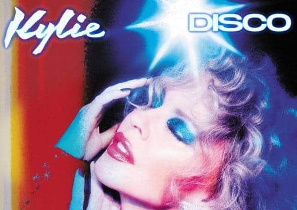 kylie disco album confronto