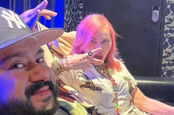 Madonna The Weeknd Superbowl