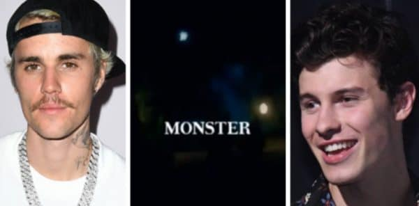 monster justin bieber shawn mendes