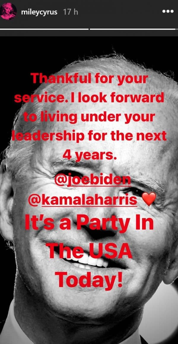 Party In The Usa Biden