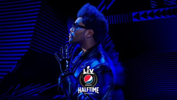 the weeknd superbowl