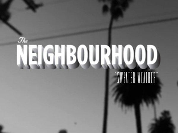Sweater Weather dei The Neighbourhood Traduzione e testo