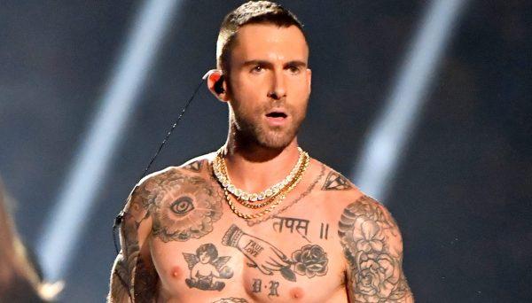 Adam Levine Maroon 5 nuovo album