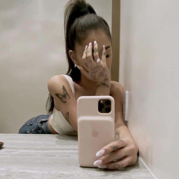 Ariana Grande Dalton Gomez Matrimonio Fidanzamento2