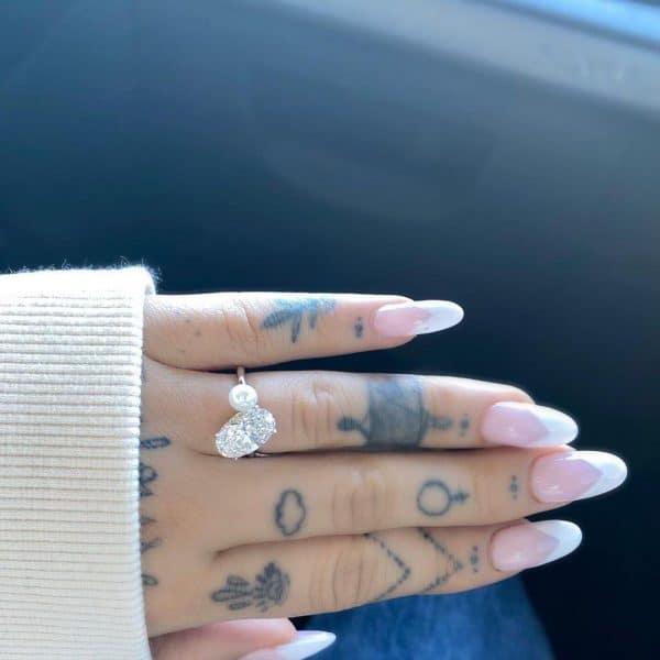 Ariana Grande Dalton Gomez Matrimonio Fidanzamento3