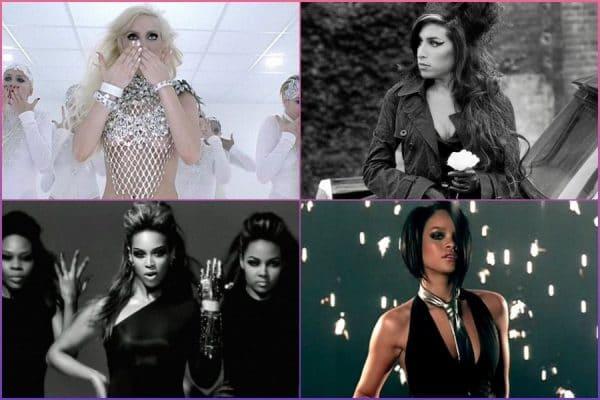 cantanti donne straniere canzoni famose
