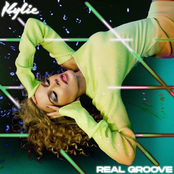 Real Groove Kylie Minogue Copertina