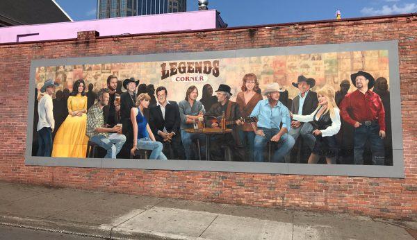 Legend Corner Nashville