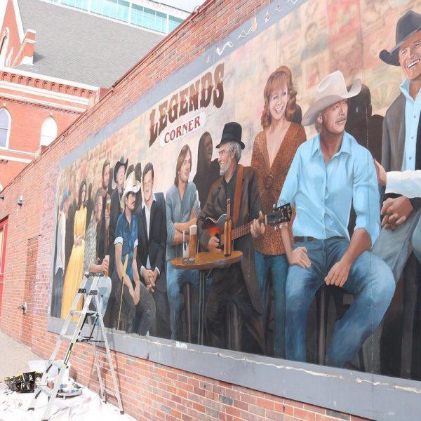 Legend Corner Nashville Tennessee