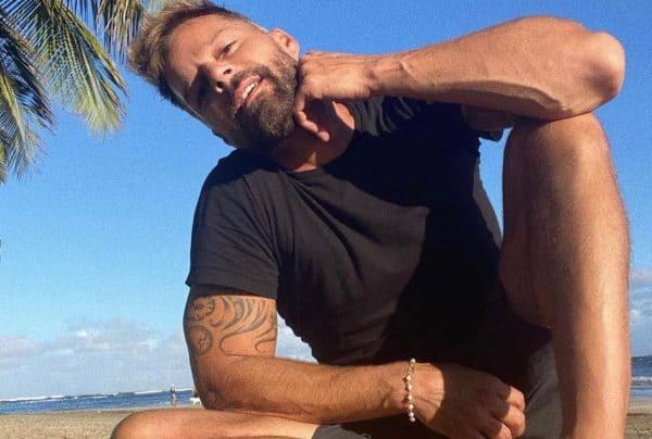 Ricky Martin Super Sexy Foto Compleanno