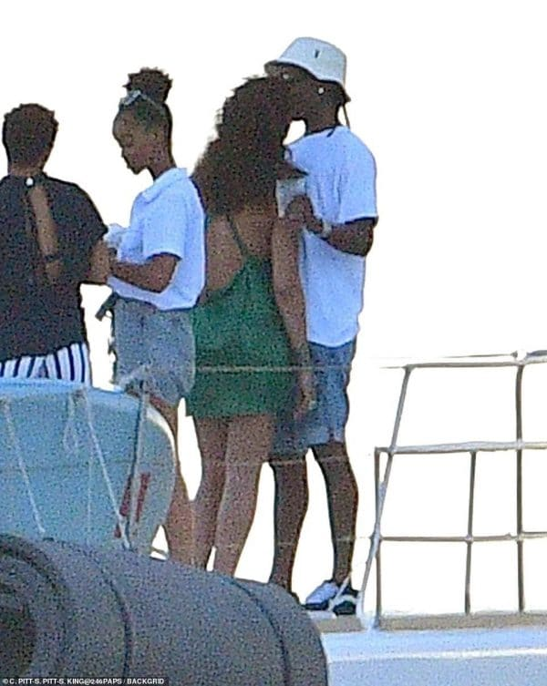Rihanna Asap Rocky