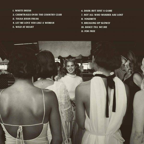 Lana Chemtrails Tracklist