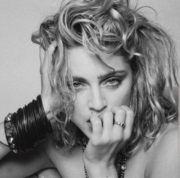 Madonna Foto Rare 1985