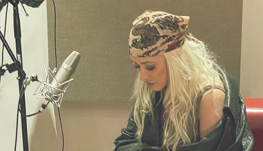 Christina Aguilera Album 2021 Spagnolo
