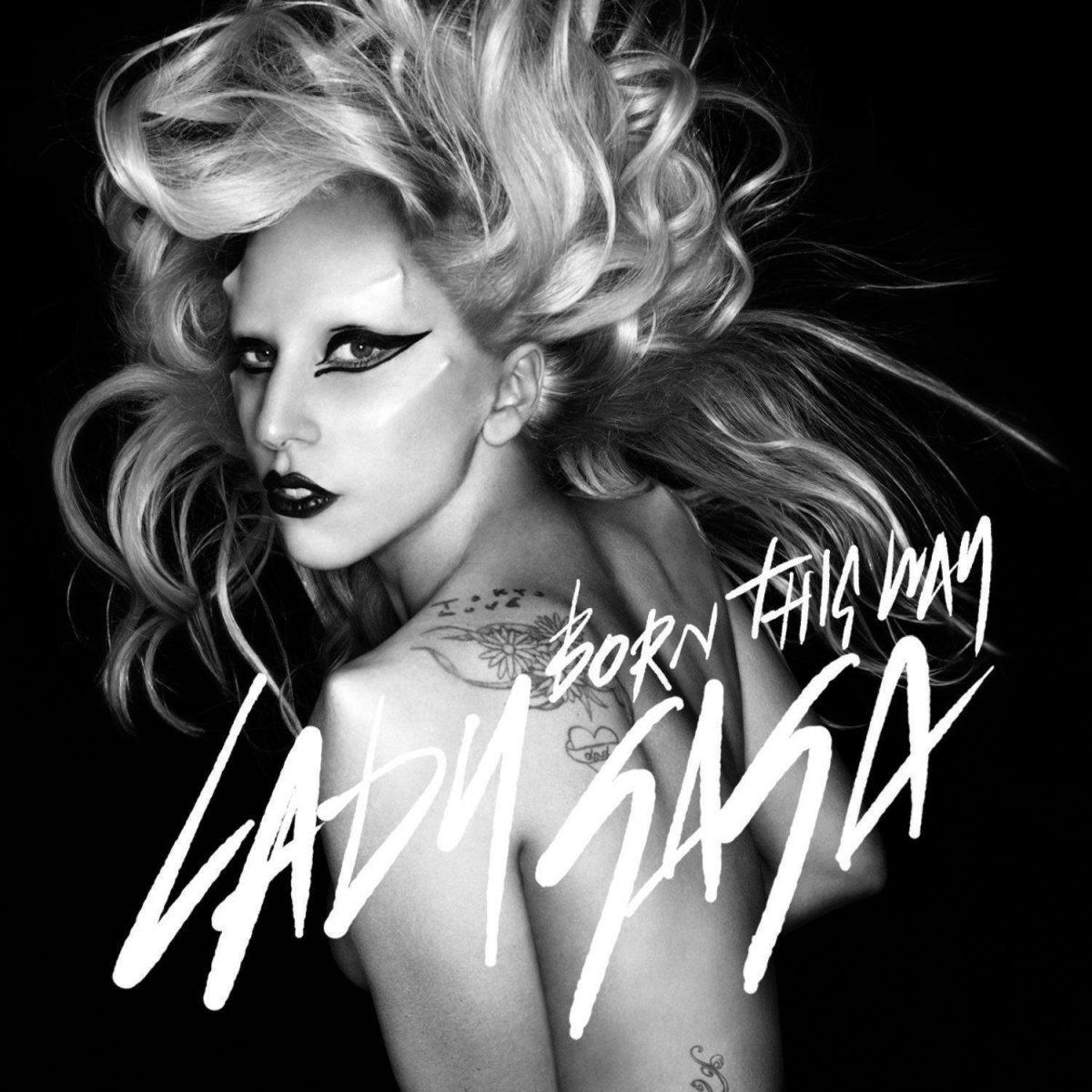 Lady Gaga 10 Anni Born This Way