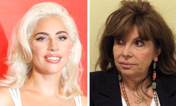 Lady Gaga Casa Roma Gucci