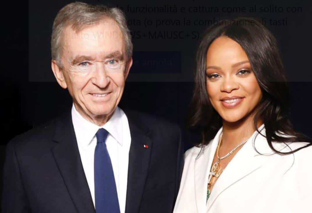 Rihanna Fenty Fashion Line Fallimento