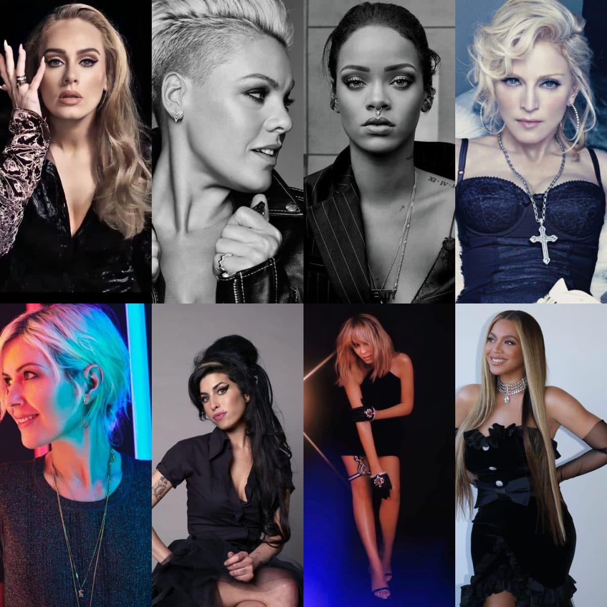 Adele cantanti donne venduto di più Gran Bretagna