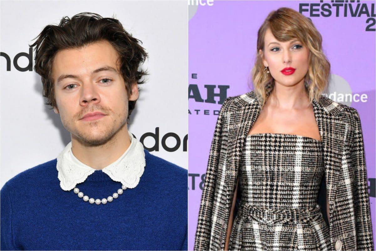 Harry Styles e Taylor Swift, i due ex fidanzati si incontrano ai Grammy Awards 2021 e scambiano un po' di parole, facendo pensare ad un rapporto ottimo.