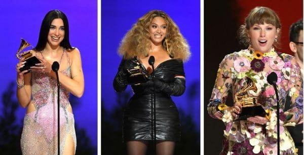 Grammy Awards 2021 grammys vincitori